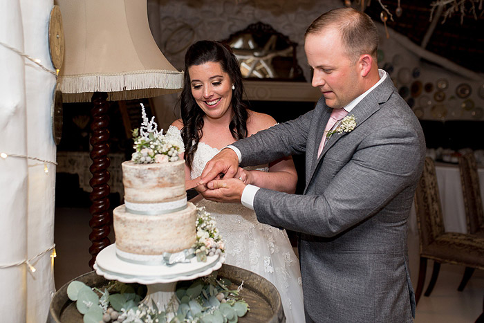 Knorhoek Stellenbosch Wedding