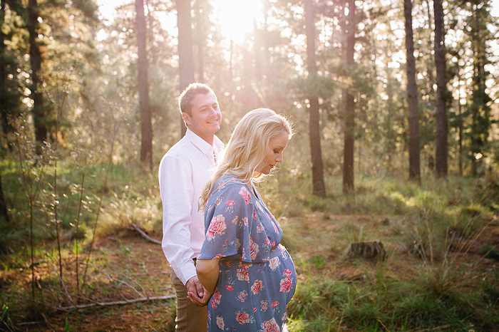 Stellenbosch maternity shoot