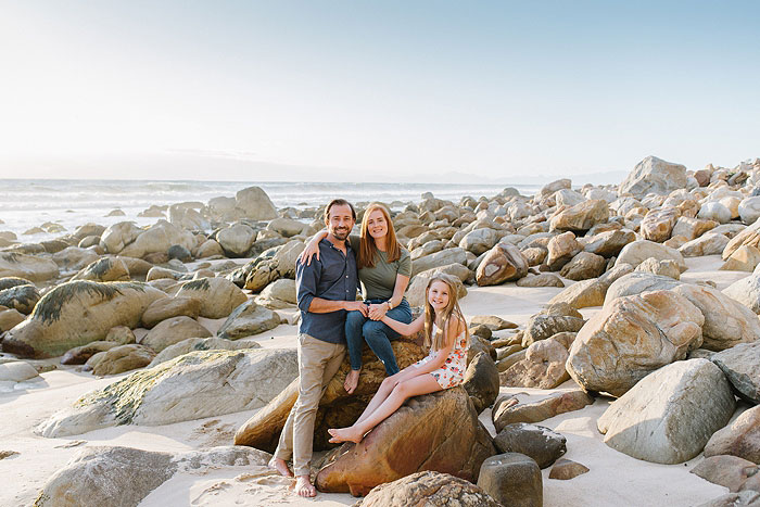 lifestyle family beach shoot kogel bay
