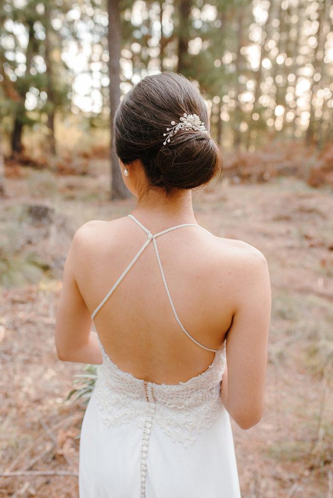 Stellenbosch elopement wedding