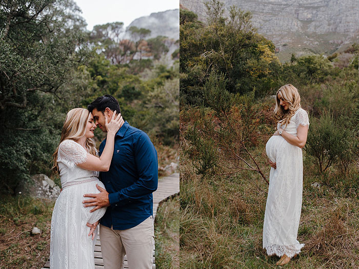 Cape Town lifestyle maternity shoot