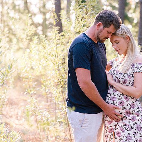 Stellenbosch maternity shoot